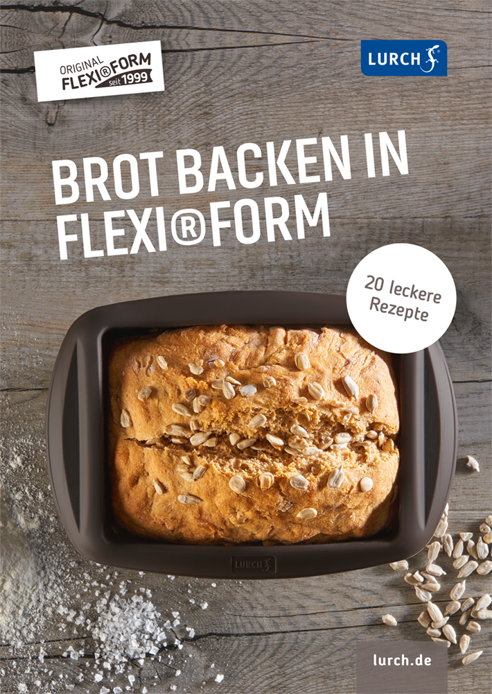 Brotbacken in FLEXIFORM
