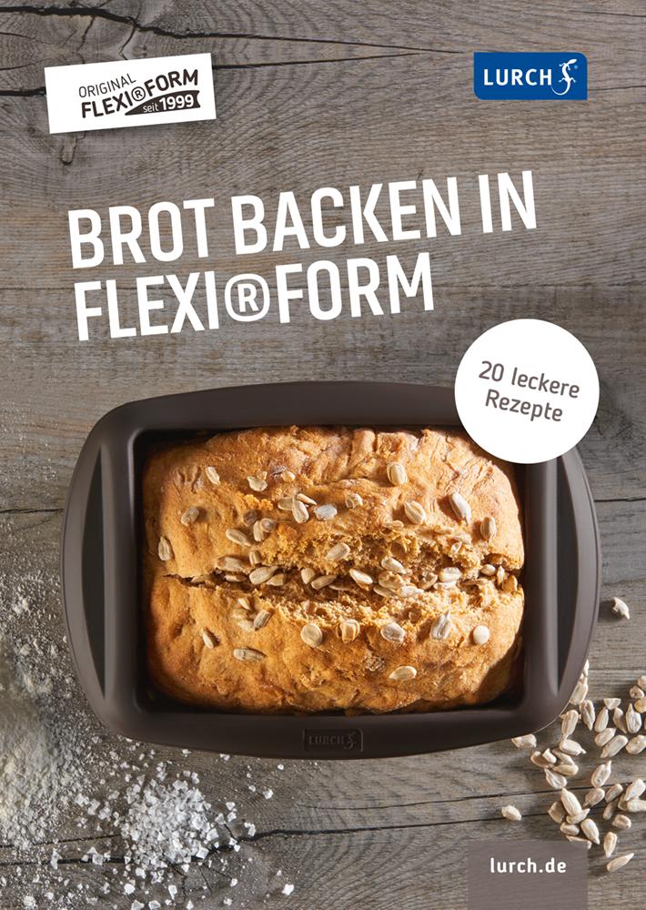 Brotbacken in FLEXIFORM